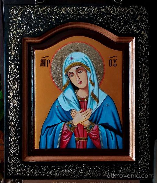 Пресвета Богородица Умиление