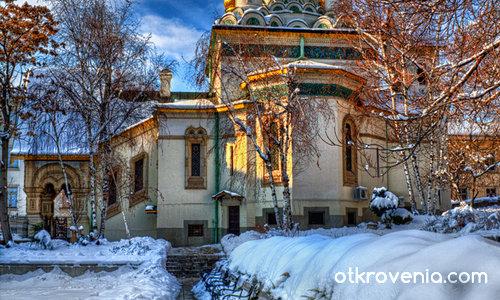 Св. Николай и зимата