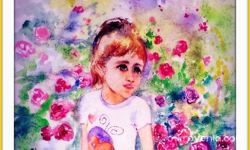 Детски портрет