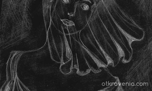 Жената с черния воал