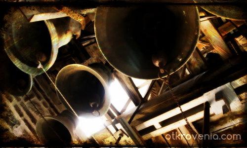 Камбаните на Зографския манастир