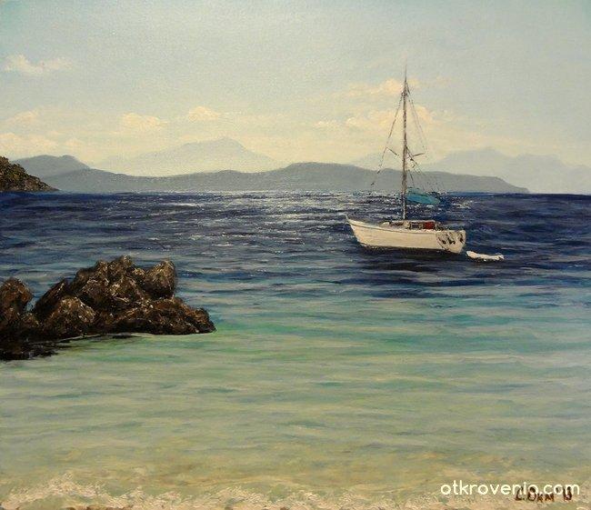Лефкада, Гърция
