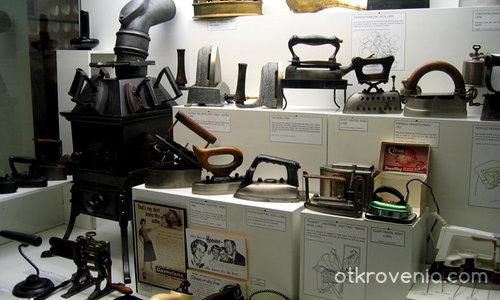 Технология на нашия бит... от преди малко