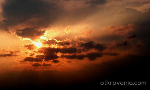 ...и малко слънце