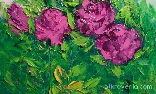 Странни рози