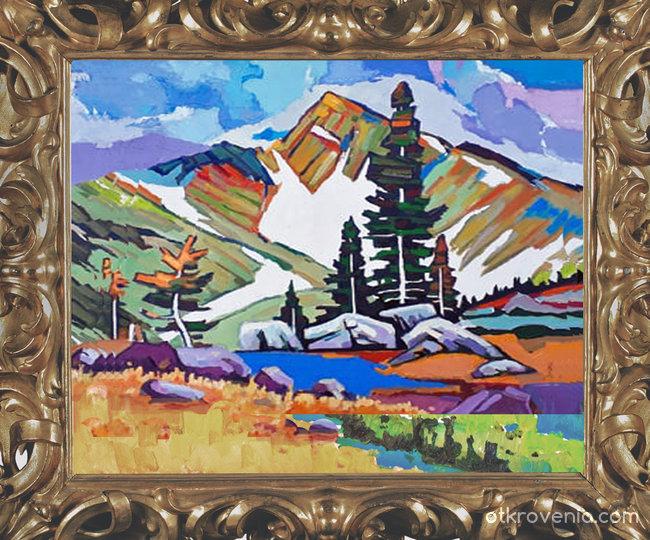 Планината 674