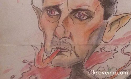 Assad и зверовете в човека