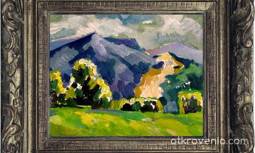 Планината 416