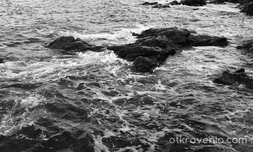 """""""Морето своята скала познава"""" (Когато те срещна...)"""