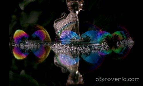 Владетелката на магическите балончета