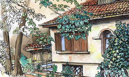 Родната къща на Елвира в Казанлък
