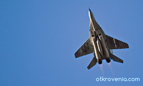 МиГ-29 в полет - 2