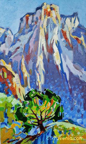 Планината 689