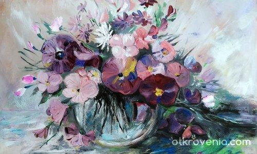 Цветя за теб  2