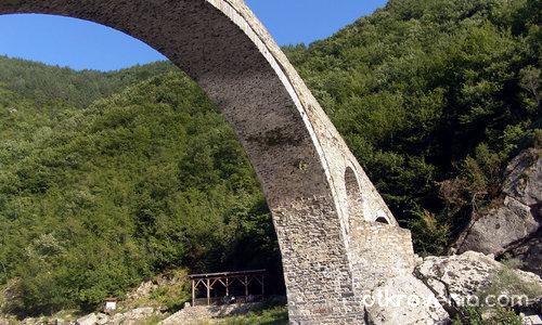 Дяволският мост-фрагмент