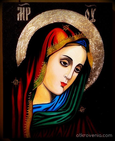 Плачещата Богородица