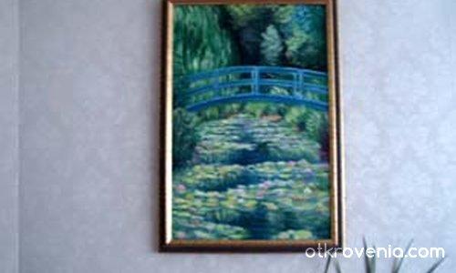 Лилии (по Monet)