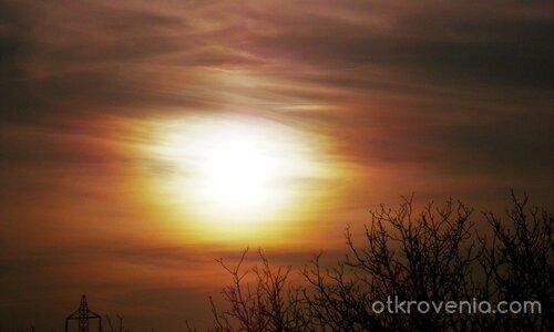 Небесното око