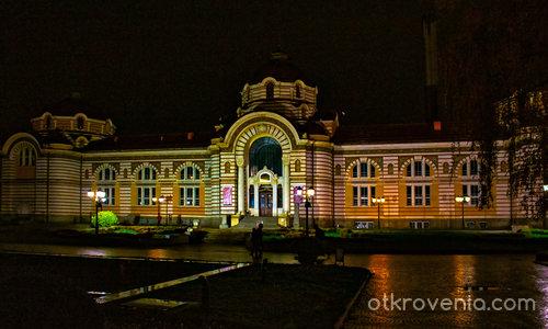Светлините на София