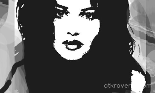 Графичен портрет 10