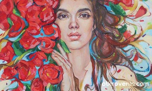 Най-красивата роза