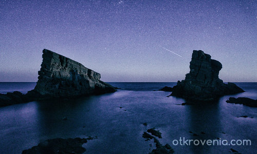 Звездна нощ