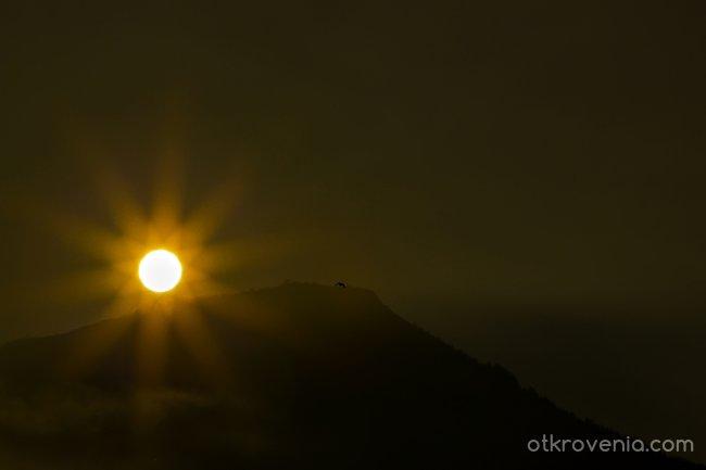 Под лъчите на слънцето