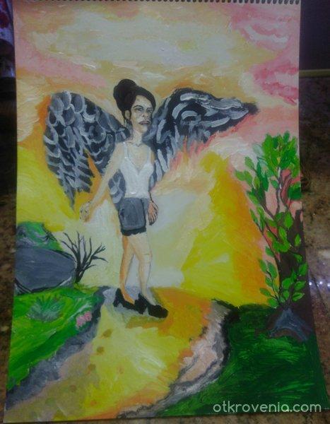 Черният ангел