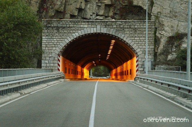 В края на тунела