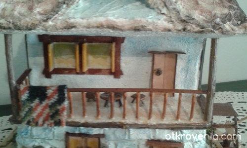 Малка родопска къщичка