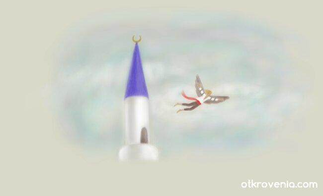 Майстор Манол - волен като птиците...