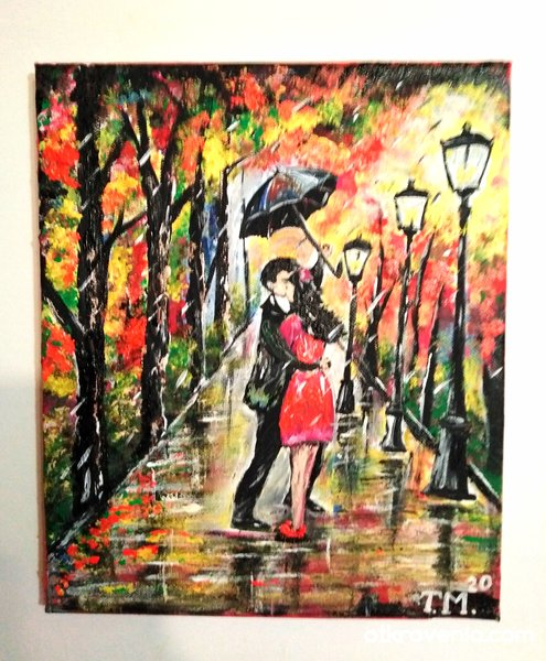 Есенна любов