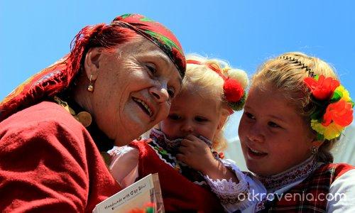 Пазителката на традициите и бъдещето на България