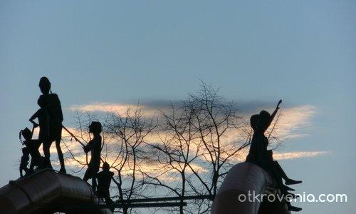 Залез над Хасково