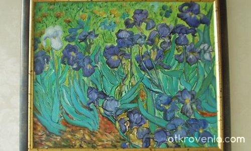 Ириси (по Ван Гог)
