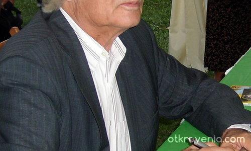 Антон Дончев в Бургас