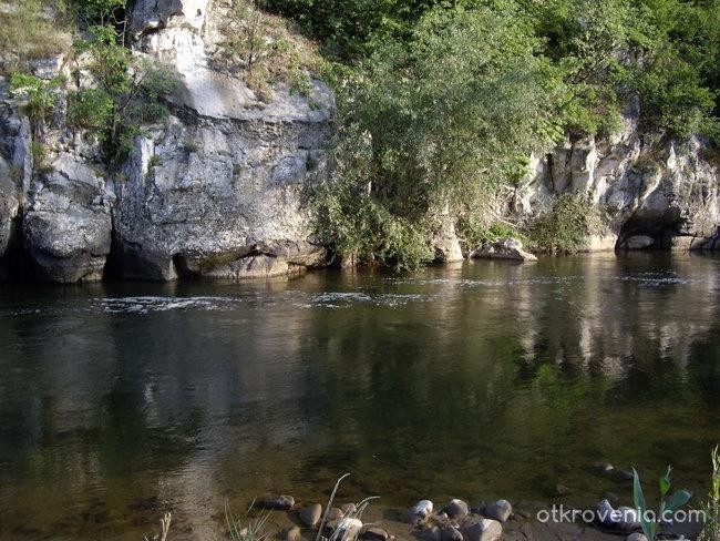"""река """"Искър"""""""