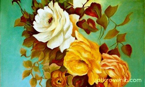 С дъх на рози