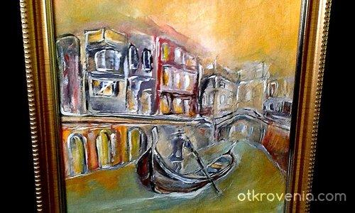 Сън за Венеция