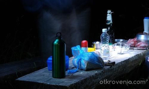 Духът от бутилката