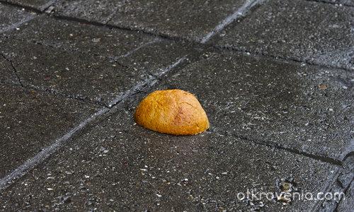 Хляб наш насущний...