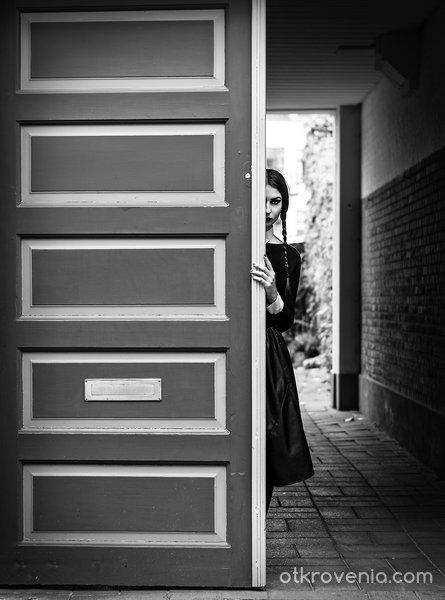 Портата на злото