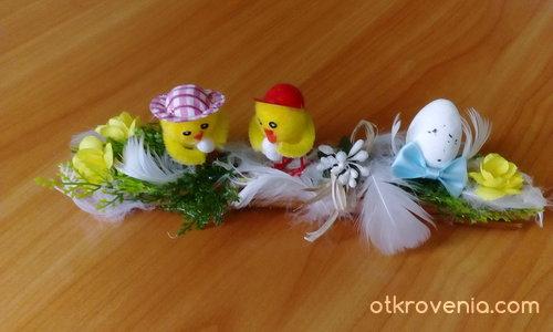 Великденска декорация