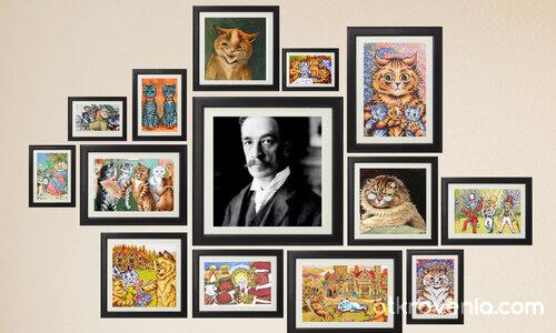 Човекът, който обичаше котки