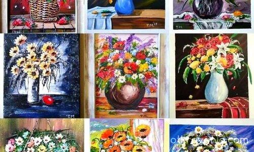 Моите Цветни картини