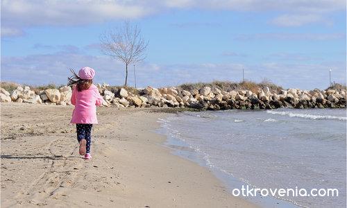 И тя обича морето :)