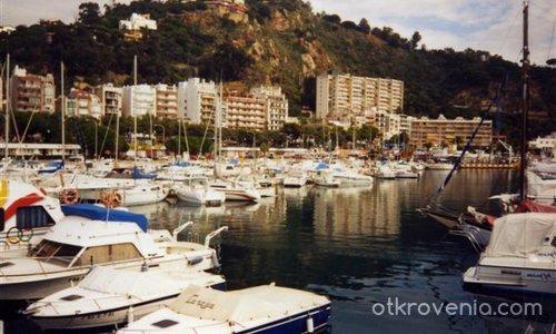 Пристанище за яхти