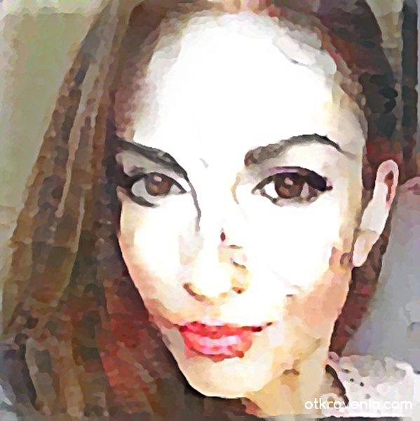Портрет на Надя