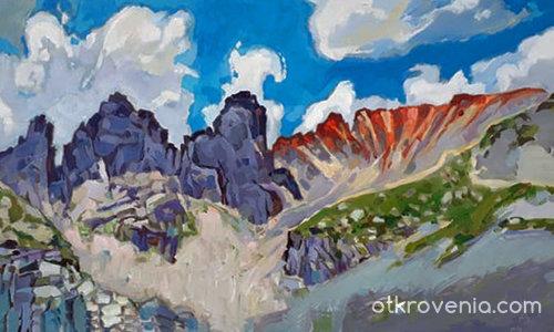 Планината 714 – Рила