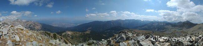 Панорама от Тодорка